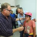 """Beneficiarios del programa """"Mirándonos"""" agradecieron el respaldo del Municipio"""