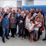 Vecinos del Stella Maris agradecieron al Municipio la obra de red de gas
