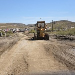 Permanente mantenimiento del Municipio en distintas arterias de la ciudad