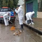 """Sartori: """"Los sistemas pluviales funcionaron correctamente durante las precipitaciones"""""""