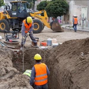"""Luque: """"Pavimento y servicios básicos son la prioridad para la gestión municipal"""""""