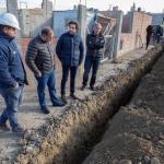 Avanza a buen ritmo la obra que suministrará el servicio de gas a 300 familias de barrio Stella Maris