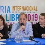 Se presentó la Feria Internacional del Libro 2019
