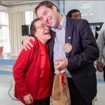 """Luque: """"Stella Maris es uno de los barrios que forjó parte del crecimiento de Comodoro"""""""