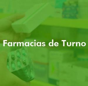 Farmacias de Turno – Calendario Mensual
