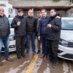 Municipio incorporó nuevos vehículos para la Secretaría de Seguridad