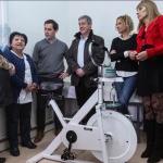 El Municipio entregó bicicleta ergonométrica para el área de Cardiología del Hospital