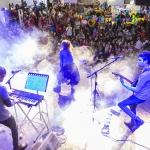 """El show """"Había una vez rock"""" cerró el primer fin de semana del """"Mes del Niño"""""""