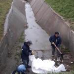 Se refuerza el mantenimiento preventivo en desagües pluviales