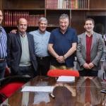 Se comprometieron tierras para la construcción de policonsultorios en Km. 5