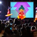 Miles de pequeños disfrutaron de las primeras actividades por el Mes del Niño