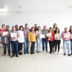 """Linares: """"Para este Municipio es fundamental la mirada de los vecinalistas"""""""