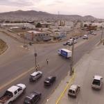 Ya está habilitada la nueva dársena de ingreso a Avenida Constituyentes por acceso de Yrigoyen
