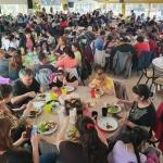 Municipio organizó un multitudinario festejo por el Día de la Primavera para personas con discapacidad
