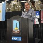 Linares encabezó la apertura del Panamericano de Pesca Submarina