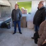 Firme apoyo del Municipio para la terminación del Centro de Jubilados Roca