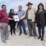 Desde el Club El Pique destacaron el apoyo del Municipio