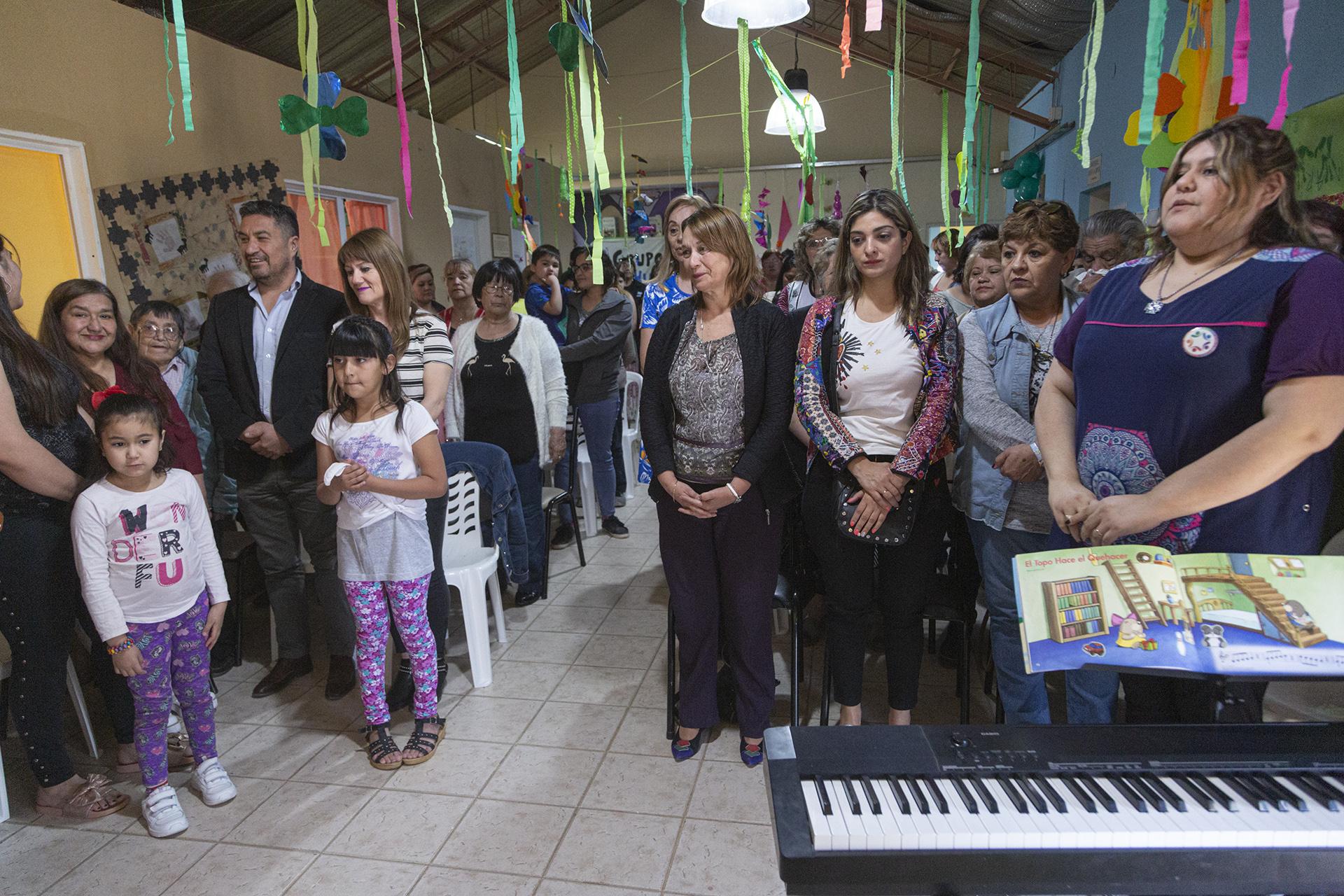 El Centro de Promoción Barrial Isidro Quiroga celebró su 22° aniversario