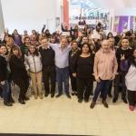 """Linares: """"Este año entregamos más de 53 millones de pesos para cooperadoras y bibliotecas públicas"""""""