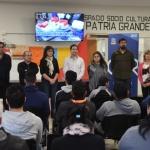El Municipio lanzó una nueva capacitación socio-laboral en el espacio Patria Grande