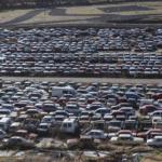 Se ultiman detalles para la compactación de vehículos del Corralón Municipal