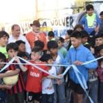 """Linares: """"El deporte es fundamental para la integración de niños y jóvenes"""""""