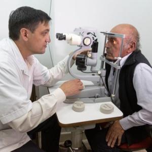 Quedó inaugurado el primer Consultorio Oftalmológico Municipal