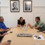 Municipio y Provincia avanzan en estrategias de trabajo en materia deportiva