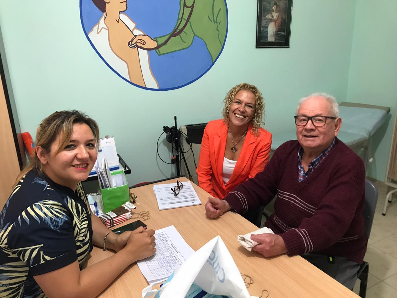 Se entregaron 245 tratamientos médicos en una nueva jornada del programa municipal Medicamentos Solidarios