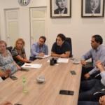 El intendente convocó a instituciones médicas públicas y privadas para coordinar tareas en conjunto