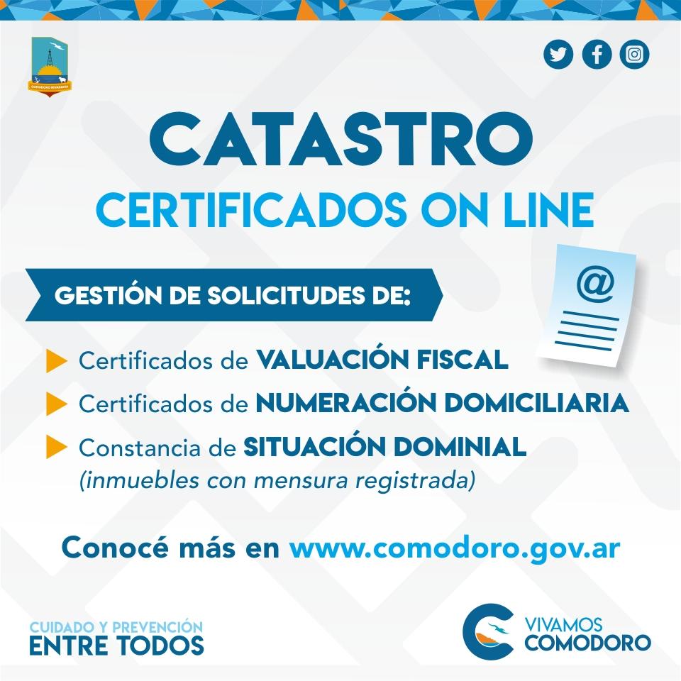 Certificados On Line