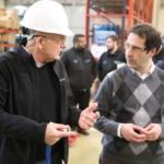 Luque elogió la decisión del presidente de brindar ayuda económica a los trabajadores autónomos y empresas