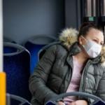 Es obligatorio el uso de tapabocas en transporte público en todo el país
