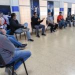 Municipio y agrupaciones atléticas se reunieron por el nuevo permiso para realizar actividades físicas