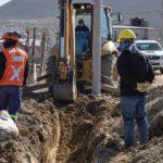 La Municipalidad avanza con importante obra de gas en barrio Ciudadela