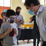 """Luque: """"El programa Mirándonos continúa fortaleciéndose en tiempos de pandemia"""""""