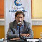 Luque enumeró las gestiones logradas con el gobierno nacional que representarán un avance significativo para Comodoro y la región