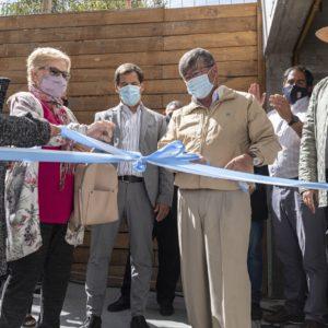 El Municipio inauguró el primer centro del país de emisión de licencias de conducir exclusiva para adultos mayores