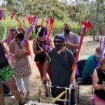 Comenzó la última semana de las Jornadas Recreativas de Verano para personas con discapacidad