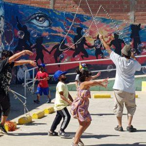 El Municipio brinda una variada oferta de actividades gratuitas en el espacio Patria Grande