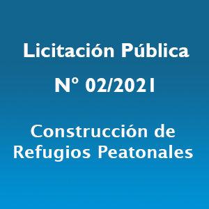 Licitación Pública N° 02/2021- S.E.F. y C. de G.