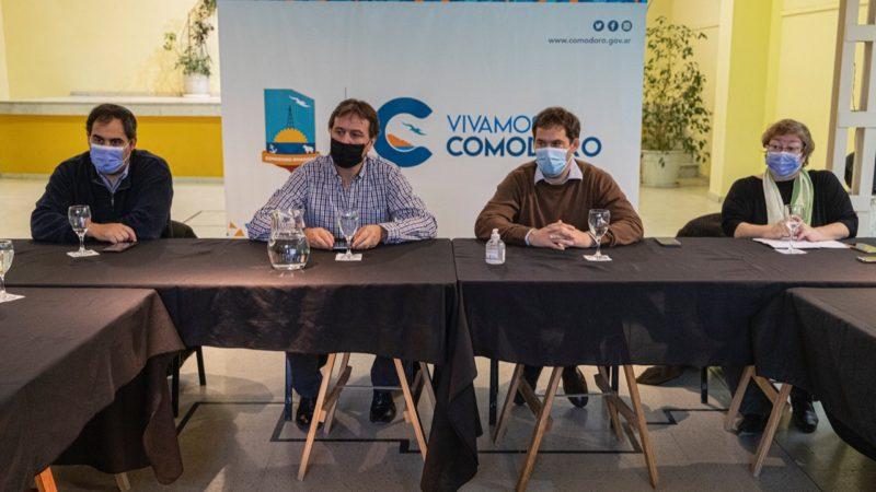 Comodoro y Rada Tilly vacunarán este fin de semana a personas de 50 a 59 años con factores de riesgo