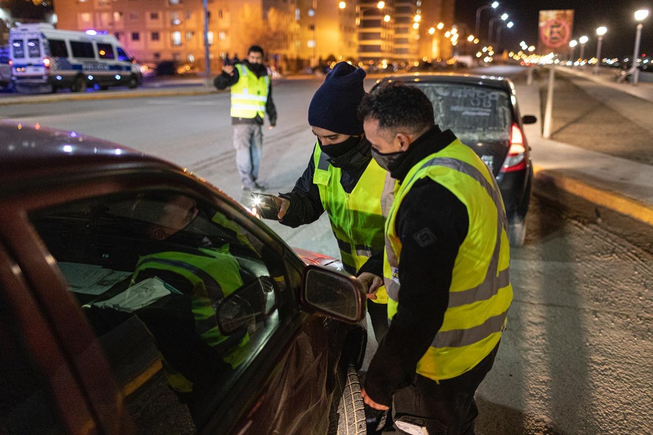La Municipalidad fortalece acciones de prevención de accidentes viales