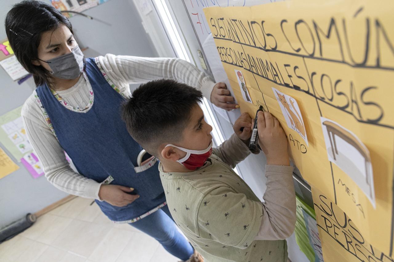 El Municipio fortalece el acompañamiento a niños y niñas en edad escolar