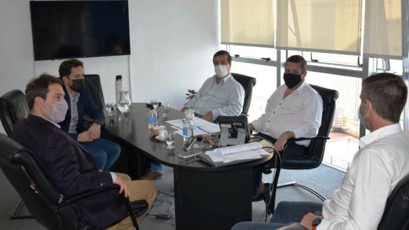 Luque gestionó la inversión para el proyecto de optimización de acuíferos
